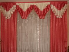 8 pieces of furniture and accessories for a tidy room! Curtains And Draperies, Elegant Curtains, Home Curtains, Hanging Curtains, Kitchen Curtains, Valances, Window Curtain Designs, Drapery Designs, Curtain Styles