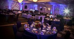 The entertainment, the decor, the lights... all complete this themed event so perfectly!!