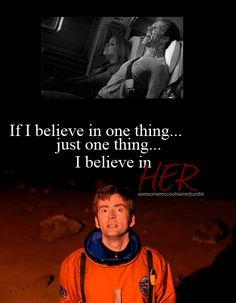 The Doctor + Rose Tyler always