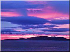 Fotos Con Cariño: Amanecer Rosa y Azul.