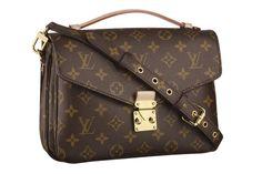 Tendencias de bolsos clasicos de primavera verano 2013: Métis de Louis Vuitton