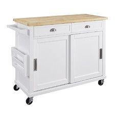 Sherman Kitchen Cart