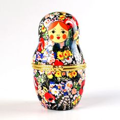 Nesting Doll Box from therussianstore.com $8.99