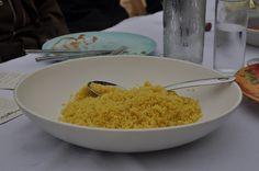 Brown Butter Couscous