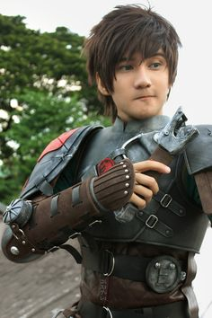 How to train your dragon #hiccup #httyd