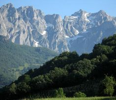 Los Picos de Europa #Cantabria #Spain #Travel
