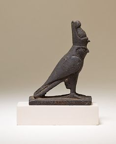 Horus falcon figure Period: Late Period or Ptolemaic Period Date: B. Geography: Country of Origin Egypt, Northern Upper Egypt, Abydos, EEF 1898 Medium: Bronze or copper alloy Electrical Wiring Colours, Sculptures, Lion Sculpture, Bronze, Egyptian Art, Country Of Origin, Archaeology, Period, Objects