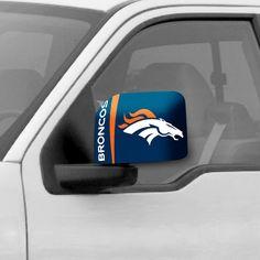 Car Side Mirror Cover - Denver Broncos