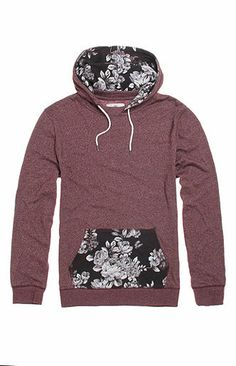 518fde31bad7 On The Byas Jent Mock Twist Pullover Hoodie at PacSun.com