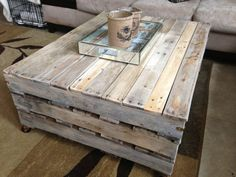 Finished {DIY} Coffee Table #0 Ideas And Desig #20556 | The ...