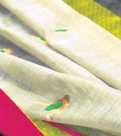 Chidiya Sari by Raw Mango