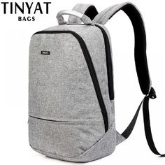 School Backpack for teenages Students Men Laptop Backpack for 15 inch  Price  30.53  amp  f341569414ba4
