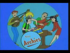 The Archies - Circle Of Blue (Correct Speed & Pitch) with The Milkshake (Dance Of The Week)