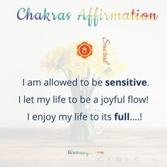 How To Work With Your Chakras To Overcome Worries