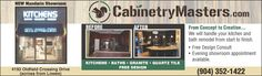 Cabinetry Masters