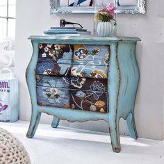 redo furniture- decou