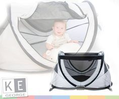 A new arrival at these easy to set up playpens, are light, compact, Top UV protection and can be used everywhere! All three available in the range include a self inflatable mattress and a bag to keep it all packed neatly together. Playpen, Baby Car Seats, Mattress, Children, Kids, Compact, Packing, Range, Easy