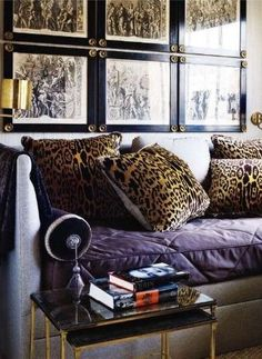 Leopard Accents