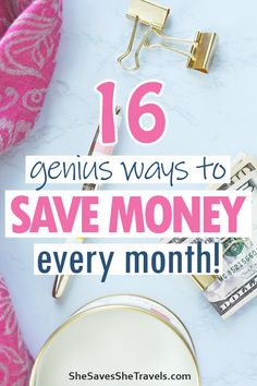 Creative ideas to save money every month: exactly how to turn your finances around. Build better money habits to have financial independence and live your best life #moneymindset #savingstips #moneyplan #moneychallenge Save Money Tips  |  Ways to Save Money  |  How to Save Money  |  Save Money Plan  |  Save Money Fast  |  Save Money Ideas Best Money Saving Tips, Money Tips, Saving Money, Money Hacks, Save Money On Groceries, Ways To Save Money, Budgeting Finances, Budgeting Tips, Budget App