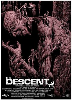 The Descent - movie poster