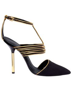 THE BAZAAR: Cat's Meow: Shop The Trend - Emilio Pucci shoe