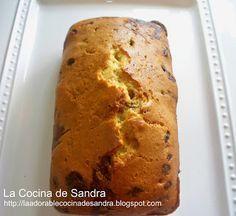 Bizcocho Marmoleado Chocolate y Vainilla