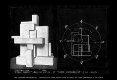 GEORGES VANTONGERLOO | Emmanuelle et Laurent Beaudouin  - Architectes