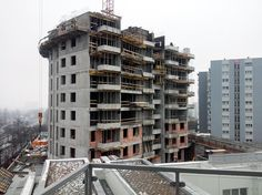 Budowa Wieży C postępuje! Mieszkań z każdym tygodniem ubywa - spiesz się!