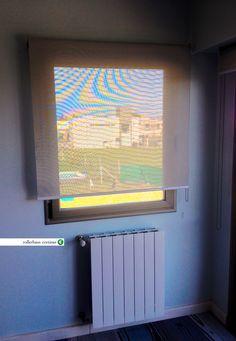 Roller Sun Screen. Disfrutá de tu vista sin el resplandor de la luz. Las mejores cortinas. https://www.facebook.com/rollerhauscortinas Asesoramiento y presupuestos sin cargo en rollerhauscortinas@outlook.com