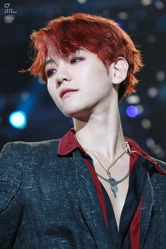 Exo-K,Exo-CBX: Baekhyun/Byun Baek Hyun/174 cm/May 6,1992/Korean/Main Vocalist