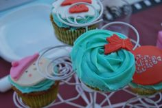 Curso de decoración de cupcakes nivel básico.