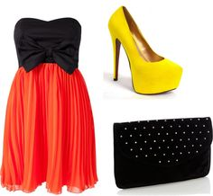 """coral"" by dreamer-dx on Polyvore"