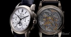 PATEK PHILIPPE Grand Complications Perpetual Calendar Chronograph / R