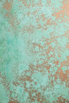 copper paint with green patina activator