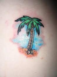 Love the Palm Tree