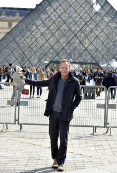 Kiefer in Paris! 3/29/14 // AAAAAWWWWWWWWWWWWWW