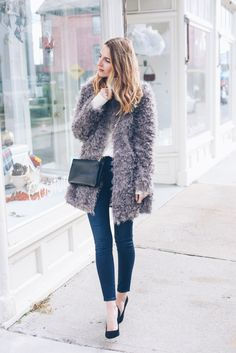 chic outfit / Prosecco & Plaid