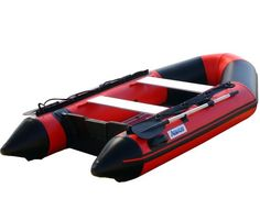 Aquos 1.2mm PVC 10.8 Feet Inflatable Rafts Boat Speed Boat Sport Boat – Red with Black at http://suliaszone.com/aquos-1-2mm-pvc-10-8-feet-inflatable-rafts-boat-speed-boat-sport-boat-red-with-black/