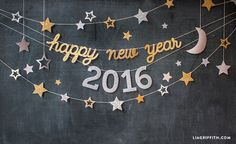 New Year\'s Eve Party Props for Teens - Lia Griffith