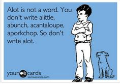 For the love of grammar! *meme/ecard bomb* - BabyCenter