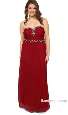 us Size Prom Dress With Sweetheart Stone Neckline And Keyhole Cutout chiffon http://www.ikmdresses.com/Plus-Size-Prom-Dress-With-Sweetheart-Stone-Neckline-And-Keyhole-Cutout-chiffon-p84862