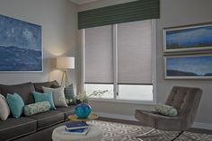 Blackout Window Shades from Budget Blinds of Greater Orlando offer ideal light-blocking for home theater viewing or enhanced room darkening for immersive sleep. Blackout Window Shades make the difference. Room, Budget Blinds, Window Coverings Blackout, Living Room Windows, Home Decor, Window Shades Blackout, Window Coverings, Window Treatments Living Room, Custom Window Coverings
