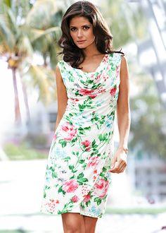 Sukienka Elegancka sukienka z dekoltem • 89.99 zł • bonprix