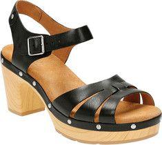 0f62faa9764 Clarks Ledella Trail Strappy Sandal. Strappy SandalsSandals OutfitLeather  SandalsBlack SandalsWomen s ...
