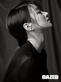 Girl Side Profile, Korean Photoshoot, Seo Ji Hye, Dazed And Confused, Korean Actresses, Korean Celebrities, Celebs, K Idols, Pretty People