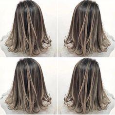 Ice Blonde Hair, Blonde Hair Looks, Henna Hair Color, Ombre Hair Color, Medium Hair Styles, Short Hair Styles, Short Hair With Layers, Hair Images, Love Hair