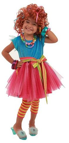 Fancy Nancy Costume - My costume for Character Dress Up Day... wig and all!