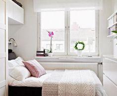 Sehr Kleines Schlafzimmer großartige einrichtungstipps für das kleine schlafzimmer coole deko