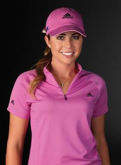 Golf Ladies Tips Paula Creamer Golf Attire, Golf Outfit, Paula Creamer, Famous Golfers, Lpga Golf, Famous Golf Courses, Sexy Golf, Beautiful Athletes, Golf Wear
