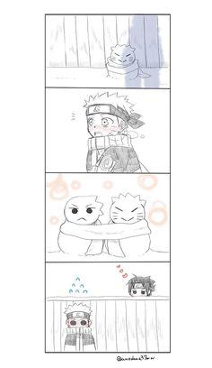 Comic Naruto, Naruto Sasuke Sakura, Naruto Cute, Naruto Funny, Itachi, Shikamaru, Sasunaru, Naruto Uzumaki Shippuden, Narusaku